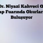 Prof. Dr. Niyazi Kahveci Gemlik Kitap Fuarında Okurlarıyla Buluşuyor